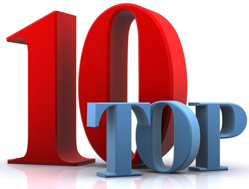 It's The Top Ten List Day – Top Ten Most Wanted and Top Ten Worst Cover Letter Faux Pas